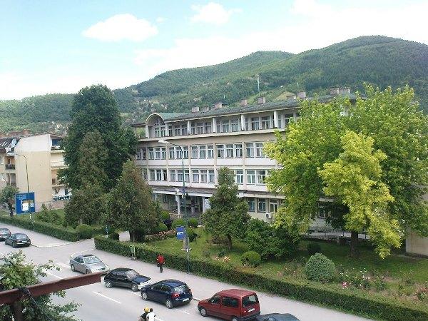 Zgrada uprave Grada Goražde